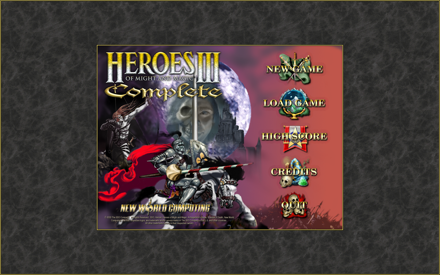 heroes of might and magic iii horn of the abyss english download