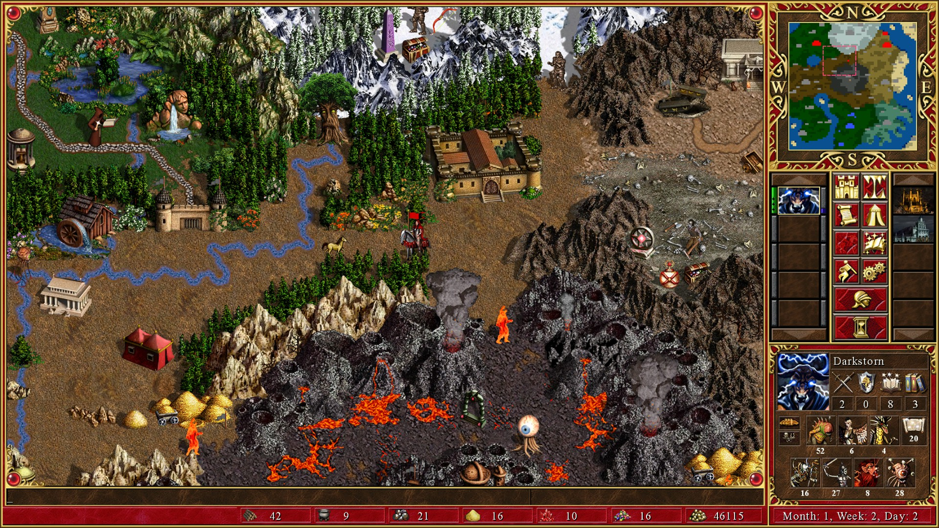 heroes of might and magic 4 complete русификатор